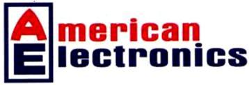 American Electronics Logo